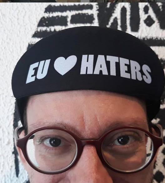 Cap EU S2 HATERS