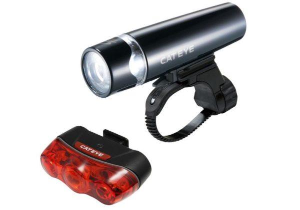 97381 1024x1024 600x421 - Kit lanterna diant./tras. 'Cateye' Uno + Rapid 3