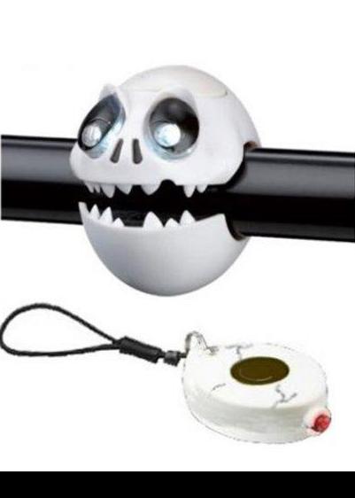 Lanterna Dianteira 'Crazy Stuff'
