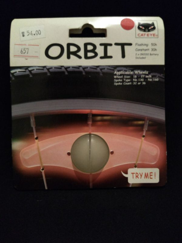 photo 2019 03 15 18 44 15 600x800 - Lanterna Cateye ORBIT 1 para fixação no raio
