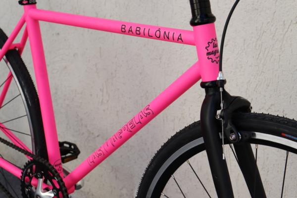 IMG 3249 600x400 - Bicicleta Babilonia Las Magrelas feat. Bornia & Cox Completa