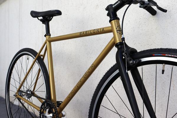 IMG 3330 600x400 - Bicicleta Babilonia Las Magrelas feat. Bornia & Cox Completa