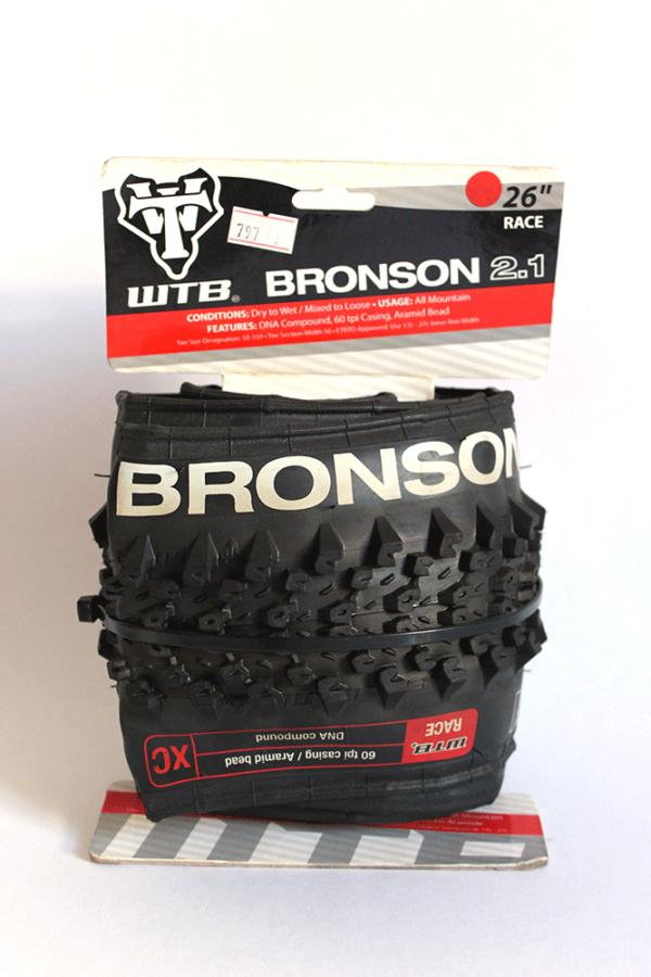 Peu WTB Race Bronson