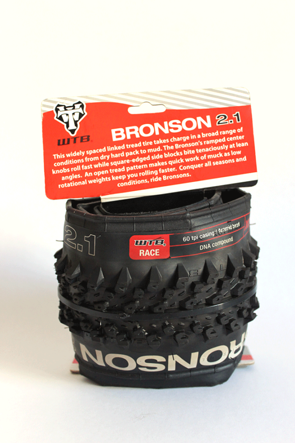 PneuWTBBronsonb 600x900 - Pneu WTB Race Bronson 2.1 para aro 26'