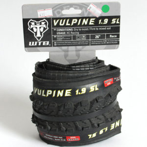 Pneu WTB Race Vulpine