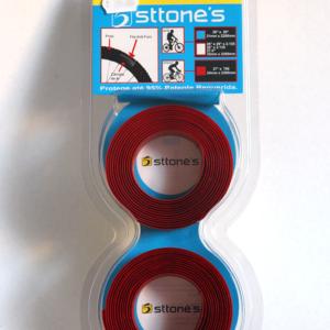 fita antifuro para bike Sttones vermelha
