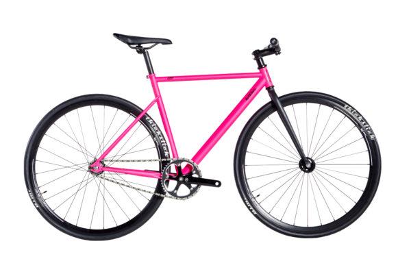 bike cr mo over 2020 pink fosco aros 30mm preto tam 50 20200313145104 - Bicicleta RAF Lina Over CR-MO 2020