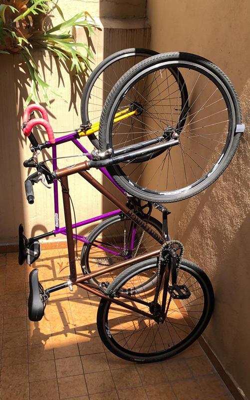 Suporte3d - Mini Suporte para bicicleta feito em impressora 3D