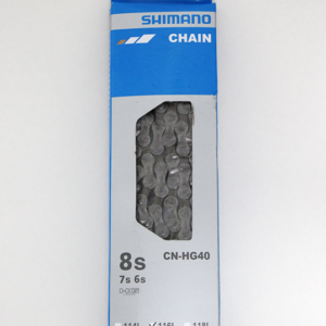 Corrente Shimano 6/7/8 velocidades