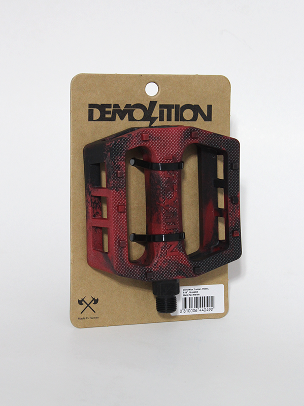 Pedal plataforma BMX Demolition