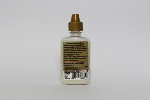 LubFinishlineCeramica2 600x400 - Lubrificante cerâmico para corrente Finish Line