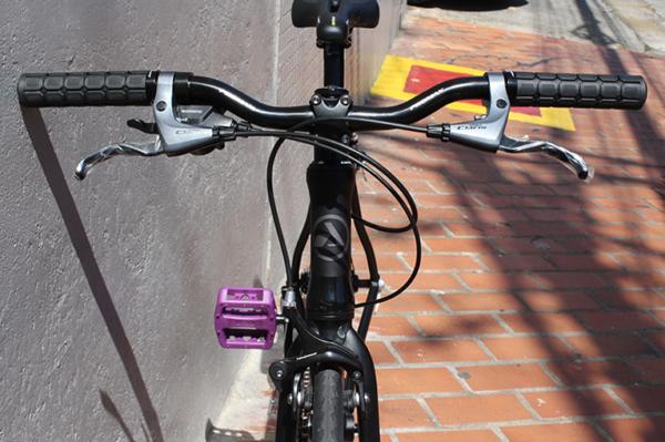IMG 2825 600x399 - Bicicleta Absolute Wild-R Urbana Hibrida 8 velocidades Completa