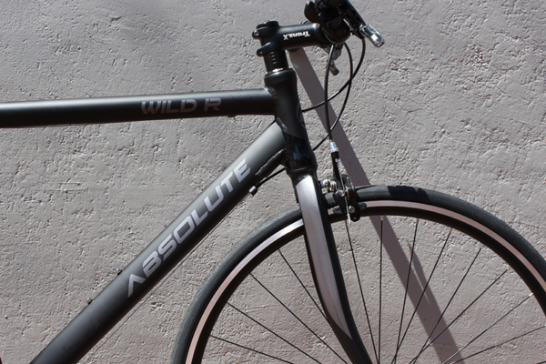 IMG 2829 600x400 - Bicicleta Absolute Wild-R Urbana Hibrida 8 velocidades Completa