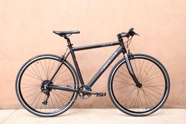 IMG 3150 600x400 - Bicicleta Absolute Wild-R Urbana Hibrida 9 velocidades Completa