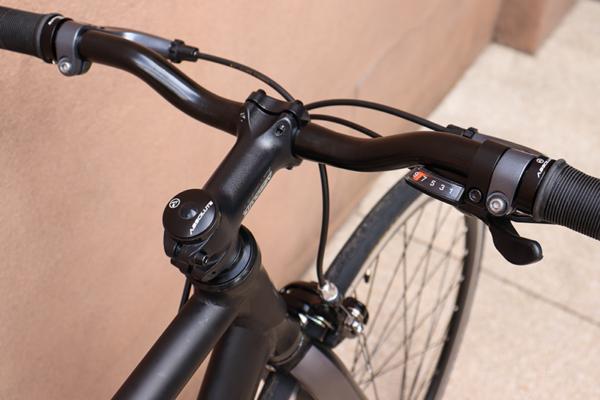 IMG 3156 600x400 - Bicicleta Absolute Wild-R Urbana Hibrida 9 velocidades Completa