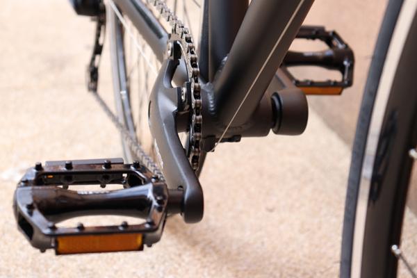 IMG 3165 600x400 - Bicicleta Absolute Wild-R Urbana Hibrida 9 velocidades Completa