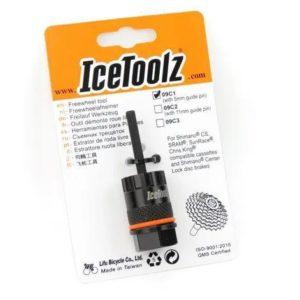 Extrator de cassete Icetoolz