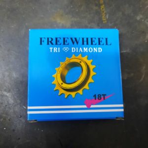 Roda livre Tri Diamond