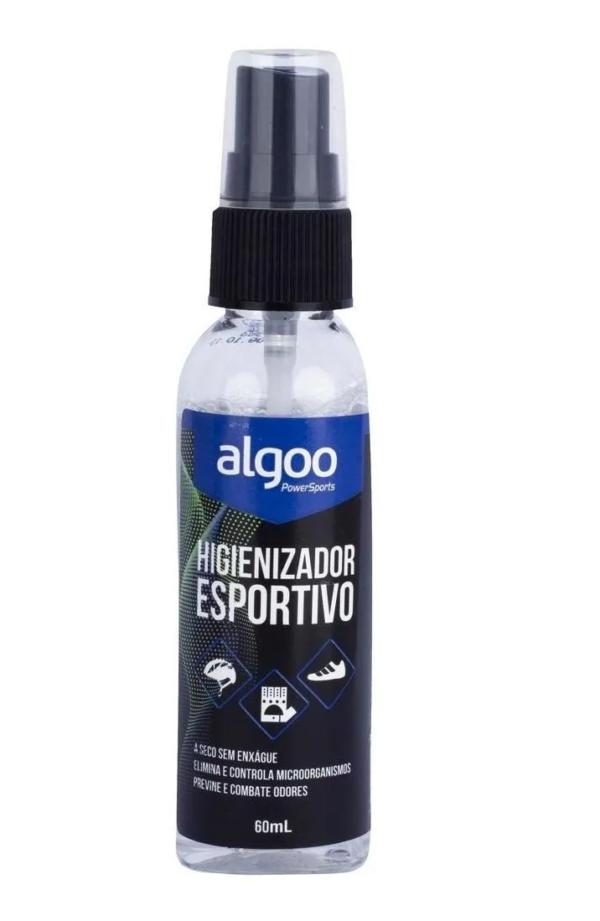 Higienizador esportivo bactericida Algoo