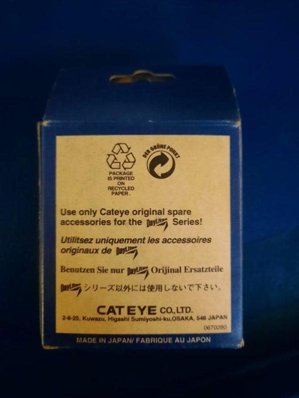 Kit abraçadeira Cateye lanterna dianteira
