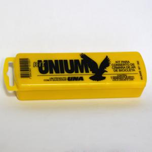 remendoUna1 300x300 - Kit de remendo Unium para câmara de ar de bicicleta