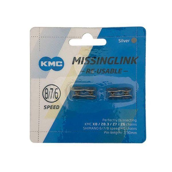 missing link KMC 8/7/6 velocidades