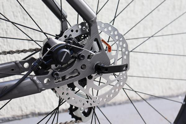 IMG 3111 600x400 - Bicicleta Gravel Show Bikes 9 velocidades completa