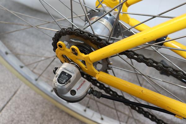 IMG 3471 600x400 - Bicicleta Jataí Bornia & Cox 3 velocidades (usada)
