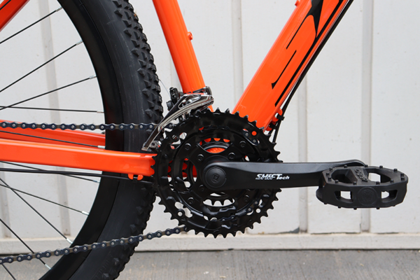 IMG 3594 600x400 - Bicicleta 'Satz' MTB aro 29 freio a disco hidráulico