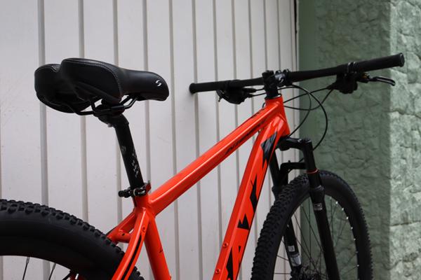 IMG 3596 600x400 - Bicicleta 'Satz' MTB aro 29 freio a disco hidráulico