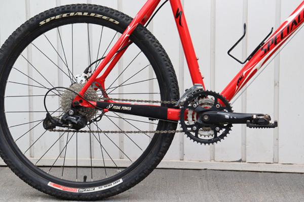 IMG 3580 600x400 - Bicicleta Specialized RockHopper aro 26 freio hidraulico (usada)