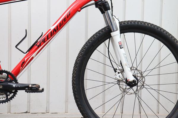 IMG 3582 600x398 - Bicicleta Specialized RockHopper aro 26 freio hidraulico (usada)