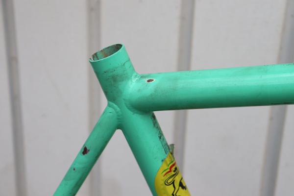 IMG 3613 600x400 - Quadro Raf Bikes aço Hi-Ten tamanho 50 (usado)