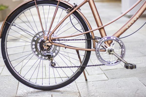 lfog ceci 013 600x401 - Bicicleta Caloi 'Ceci' antiga câmbio 3 velocidades